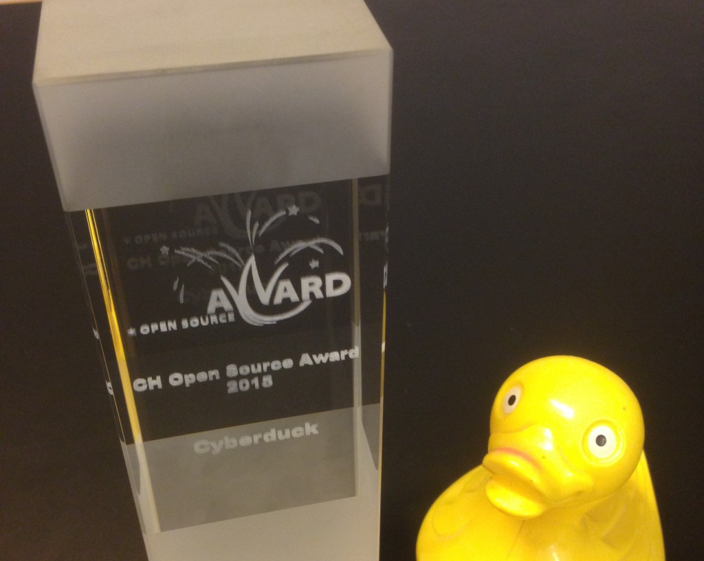 CH Open Source Award